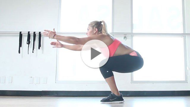 How to Do the Perfect Squat - Health News and Views - Health.com