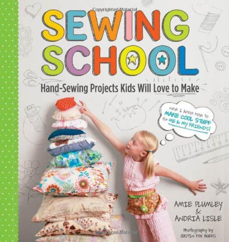 Book Review of Sewing School by While She Naps (Abby Glassenberg)