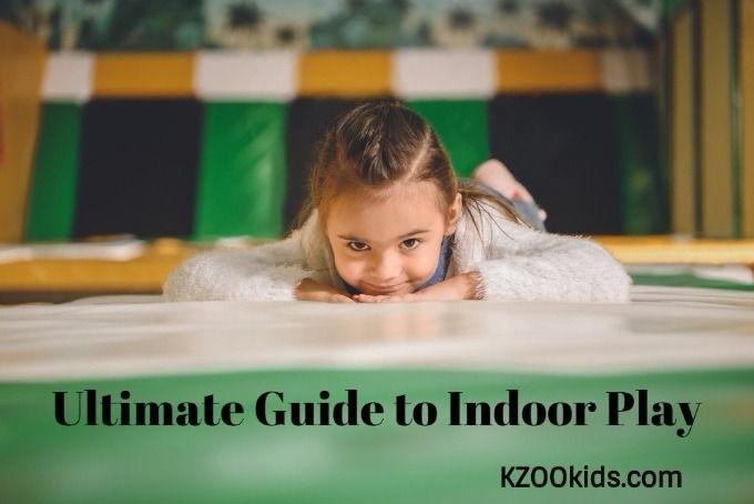 25 Places to Play Indoors around Kalamazoo
