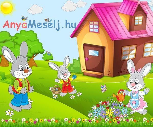 A hímes tojás festés mesterei című mesébe Nyuszifülről a kis nyusziról és családjáról olvashatsz akiktől ellopják a húsvéti tojásokat. Ki lopta el a tojásokat? Megtudhatod a meséből itt:  http://www.anyameselj.hu/a-himes-tojas-festes-mesterei/