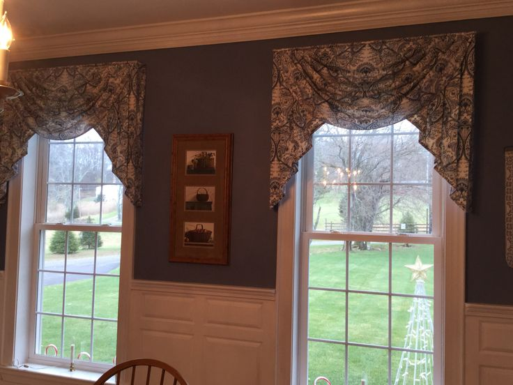 These Beautiful Valances Add The Perfect Touch Of Class To