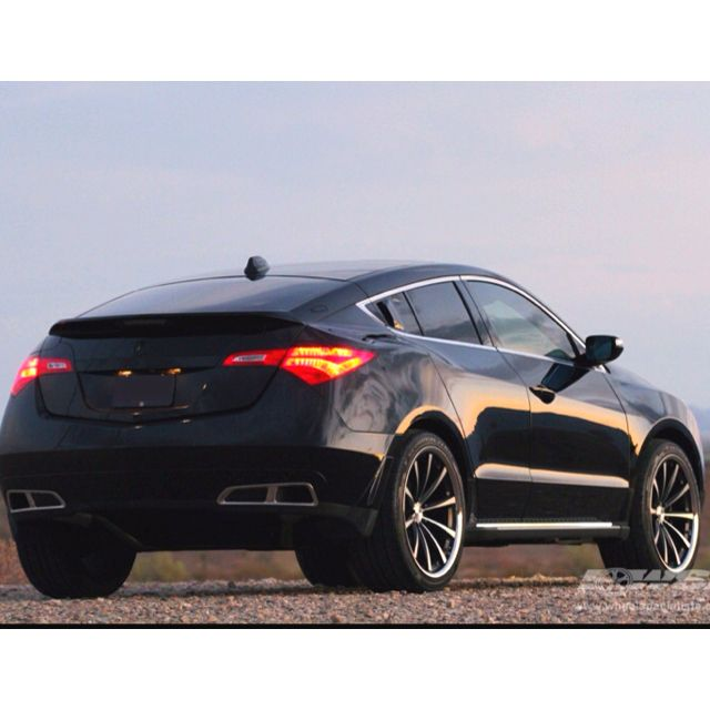 Acura ZDX....This Car Is Hot!