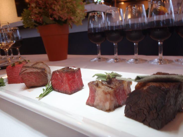 Canadian Beef Taste & Terroir Beef Tasting