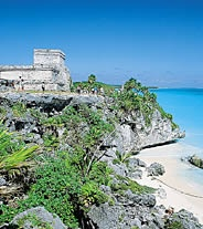 Cozumel (Well actually this is Tulum, on the mainland... but we got there via Cozumel) Always a good time!