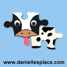 This little dude is cute but this is actually a link to the cow jumped over the moon craft I used for a Storytime. Instructions there.