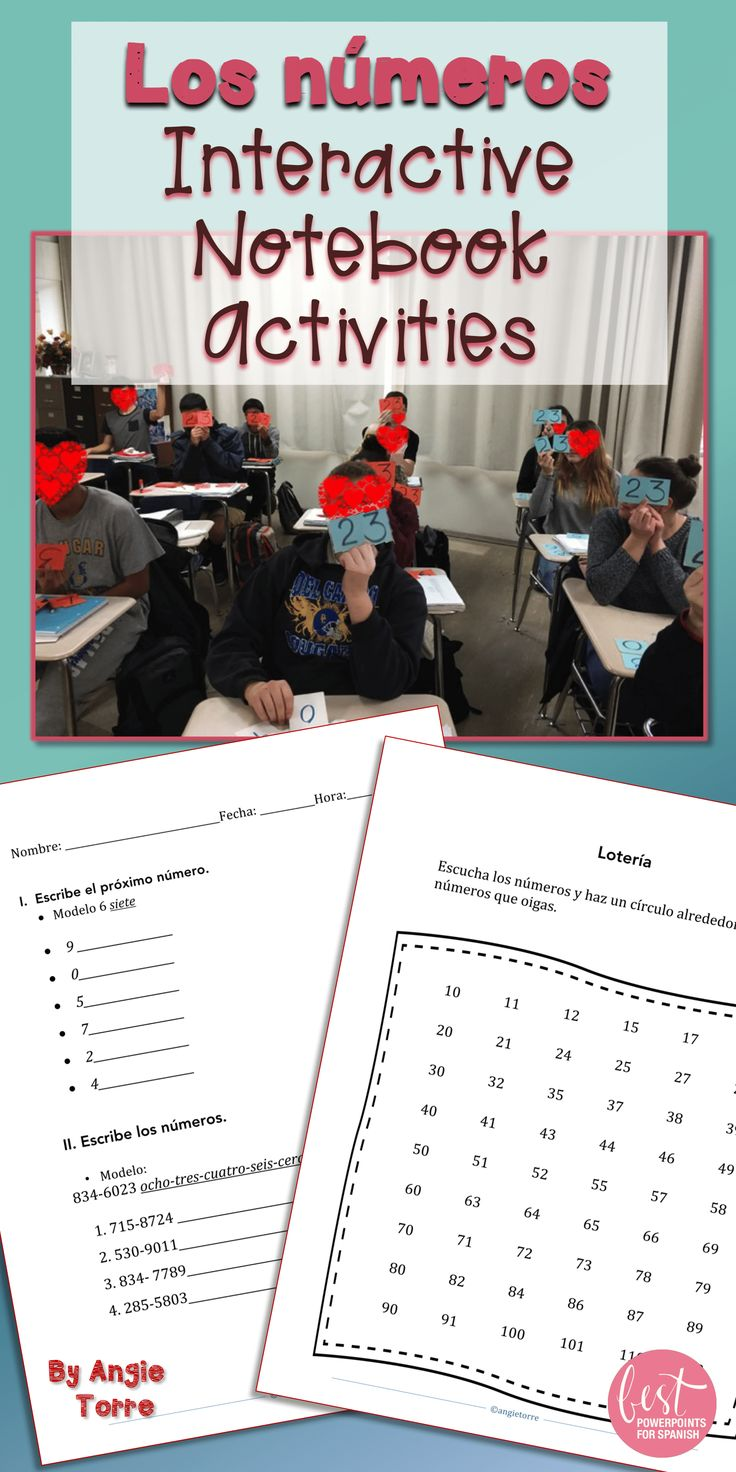 Workbooks notes in spanish intermediate worksheets free : Best 25+ Spanish numbers ideas on Pinterest | Have in spanish ...