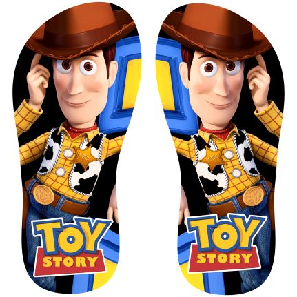 Estampa para chinelo Toy Story 000965 - Customize Transfer