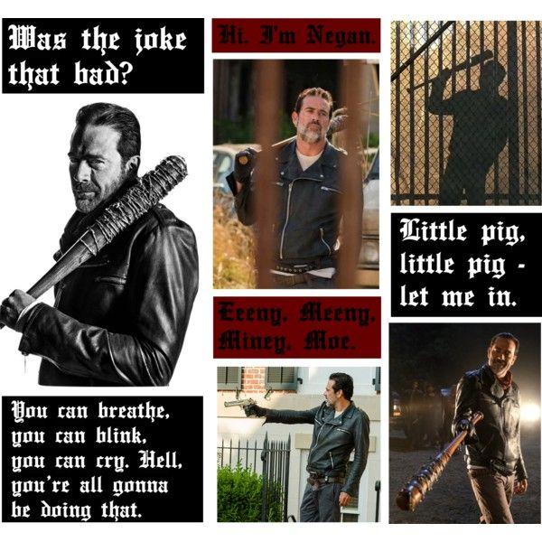 Negan #Negan #JeffreyDeanMorgan #JeffreyMorgan #Jeffrey #Dean #Morgan #Lucille #twd #thewalkingdead #zombie #Apocalypse #Walkers #Survivors #PostapocalypticWorld