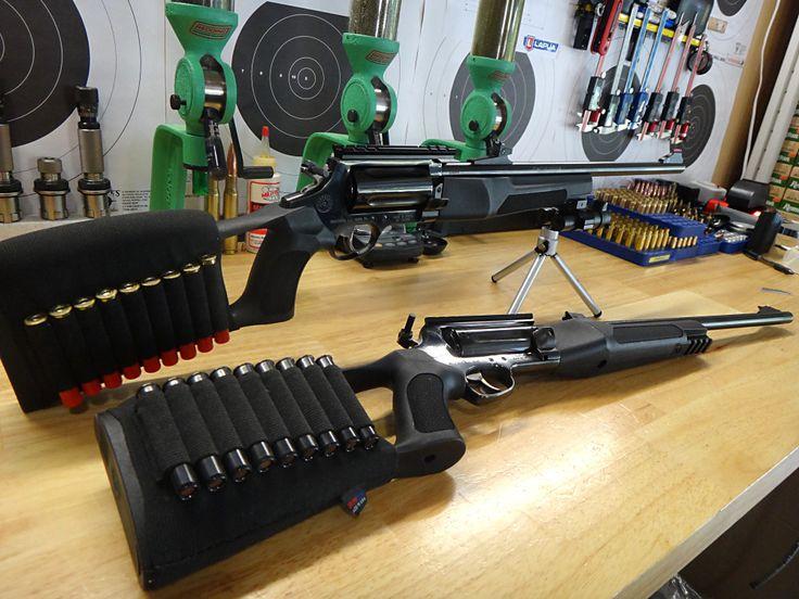 Rossi Circuit Judge 45LC/410 Revolver rifle