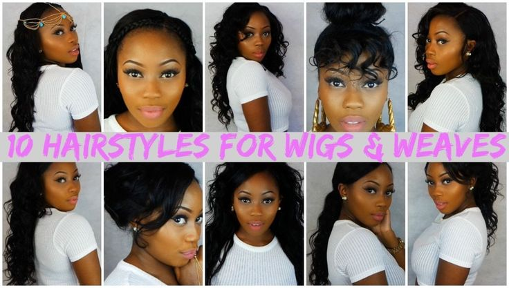 10 Styles For Weaves Wigs and Extensions [Video] - http://community.blackhairinformation.com/video-gallery/weaves-and-wigs-videos/10-styles-weaves-wigs-extensions-video
