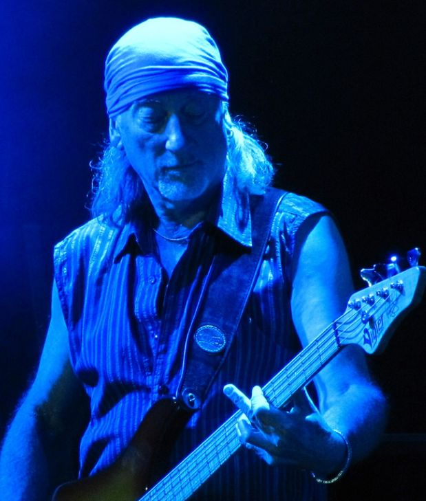 Roger Glover - Episode Six, Deep Purple, Rainbow, Gillan & Glover
