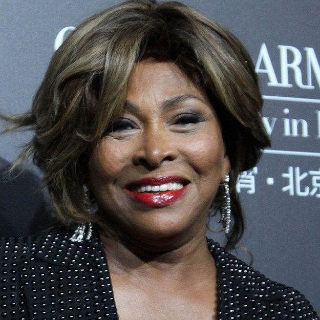 Tina Turner, 74 | 15 Hollywood Women Show It's Possible To Age Gracefully