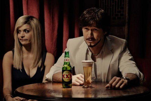 Tres Equis   Cecily Strong   Joseph Gordon-Levitt   Saturday Night Live   #SNL Commercial Parodies