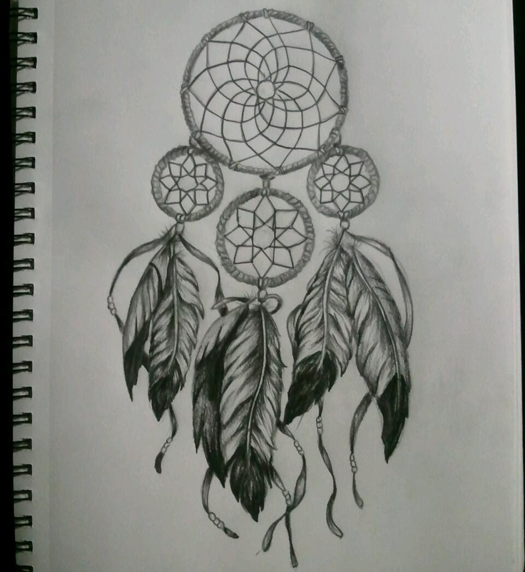 I like the feathers. Still only want one dream catcher (not 4!)
