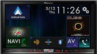 """Pioneer AVIC-7201NEX 7"""" Navigation Receiver with CarPlay, Android Auto and Included ND-BC8 Backup Camera"""