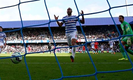 Liverpool benefit from Calker own goal in chaotic finale at QPR