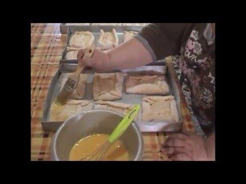 Ιεραπετρίτικα Καλτσούνια ή κρητικά λυχναράκια - YouTube