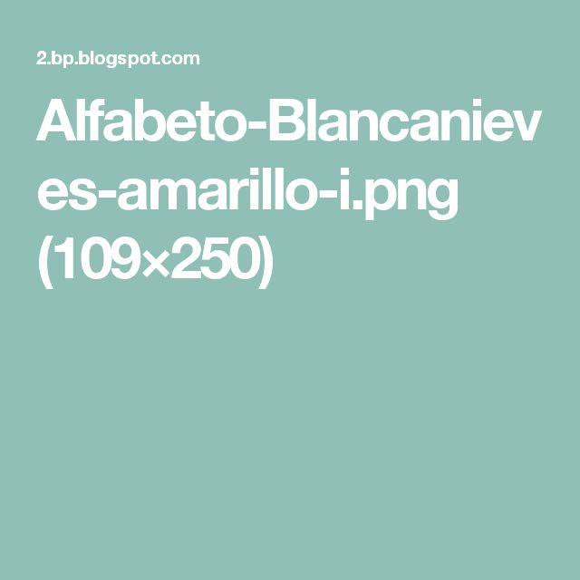 Alfabeto-Blancanieves-amarillo-i.png (109×250)