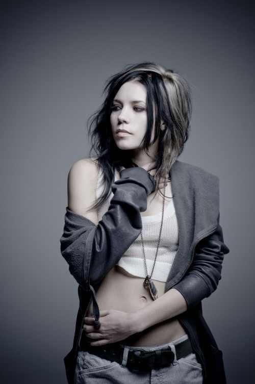 Skylar Grey- I dig her music & style Haven't come across a song yet that I didn't LOVE!! ....April Rae