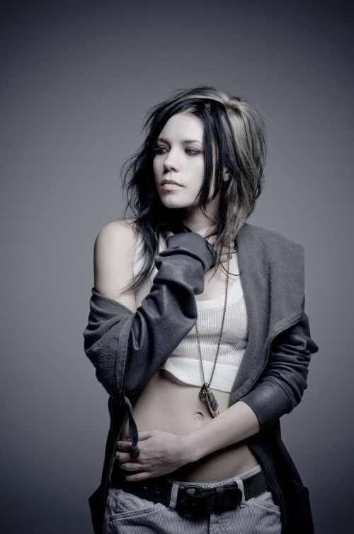 Skylar Grey- I dig her music & style