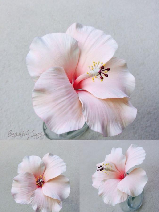 Flores de azucar