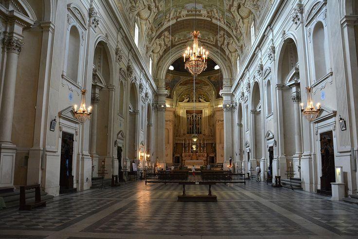 Basilica di Santa Maria del Carmine (Firenze) - interno