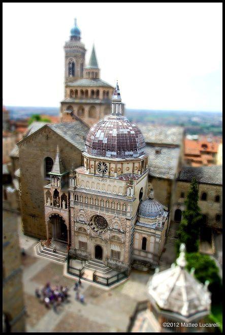 Bergamo,  Province of  Bergamo ! Lombardy region Italy .