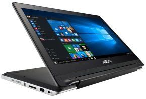 """£349 = Asus TP300LA Touch Convertible Laptop  Intel Core i5-5200U 2.2GHz 6GB RAM + 500GB HDD 13.3"""" HD Touch Webcam + Bluetooth"""
