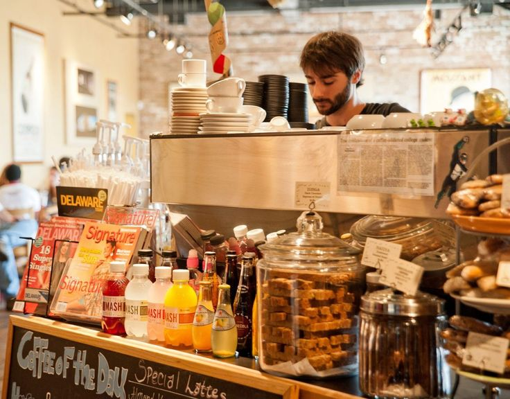 DELAWARE: Despite the name, Brew HaHa! is serious about coffee. With several locations around the state, BrewHaHa! has been voted the best coffee in Delaware by Delaware Today for 19 years running.