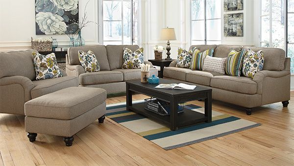 Hariston Living Room Group by Ashley Home Furnishings