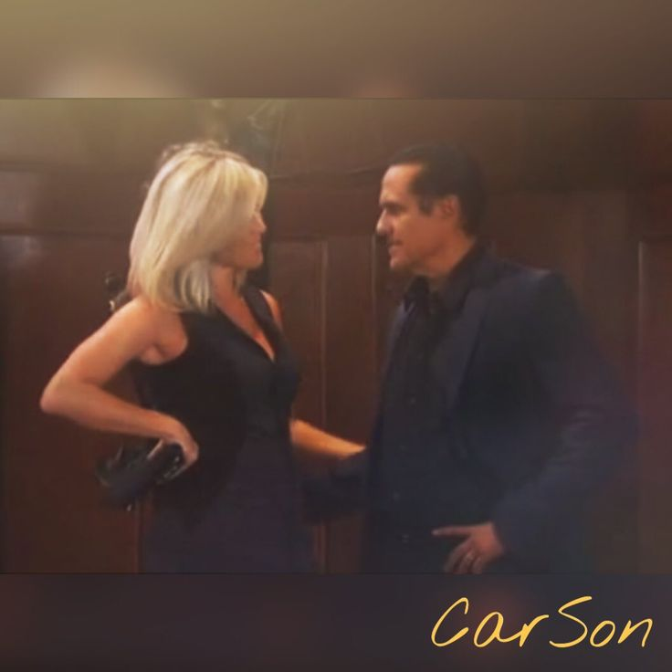 Gh S Sonny And Carly Twitter