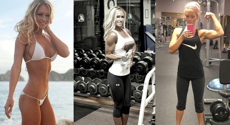Der Trainings- und Ernährungsplan von Jenna Renee. Jenna Renee ist ein US-Fitness-Model aus Jacksonville in Florida. Jenna wiegt 57 Kilogramm bei einer Körpergröße von 165cm.