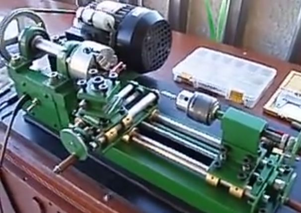 17 best ideas about benchtop lathe lathe machine homemade benchtop metal lathe constructed from steel and powered by an electric motor