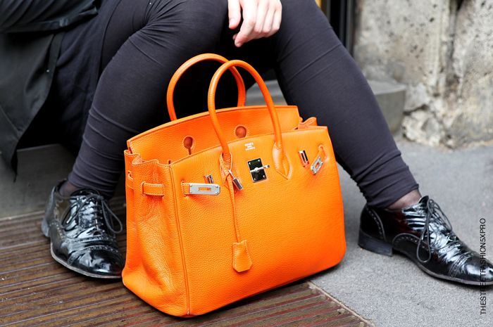Great orange bag