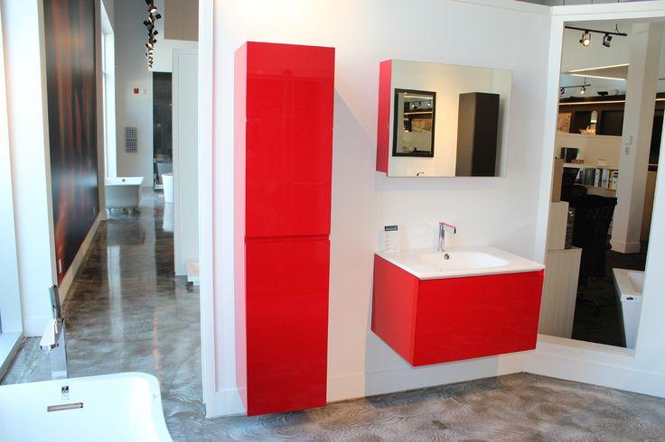 Vanité de salle de bain tendance: http://www.boutiquealo.com/meuble-lavabo-vanite-salle-de-bain