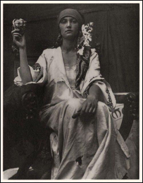 Vintage Gypsy Art | My Bohemian History Source: maisonboheme.blogspot.com