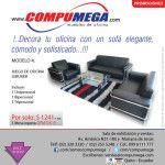 VENTA DE SOFA DE OFICINA EN DISTRIBUIDORA ESCOBAR BORIS - Akyanuncios.com - Publicidad con anuncios gratis en Ecuador