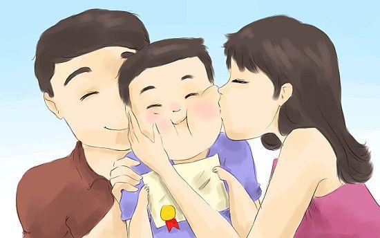 Cómo ser una buena madre - wikiHow