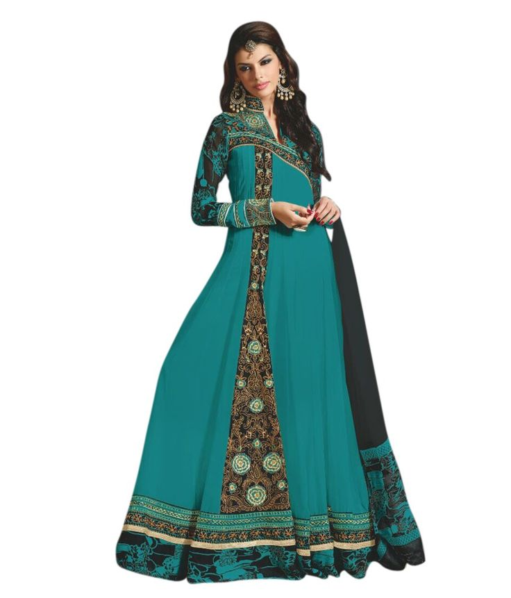 Loved it: Radhe Metal Embroidered Faux Georgette Anarkali Dress Material, http://www.snapdeal.com/product/radhe-metal-embroidered-faux-georgette/629122087303