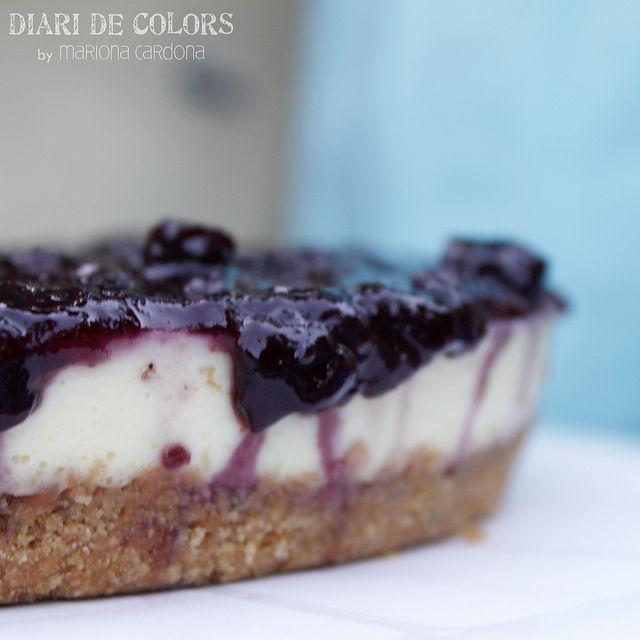 Pastel de queso by mariona_cb, via Flickr