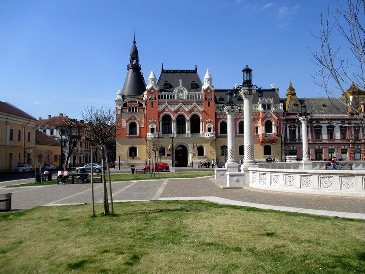 All sizes | Oradea - Union square (Greek Catholic Bishopric Palace) | Flickr - Photo Sharing!