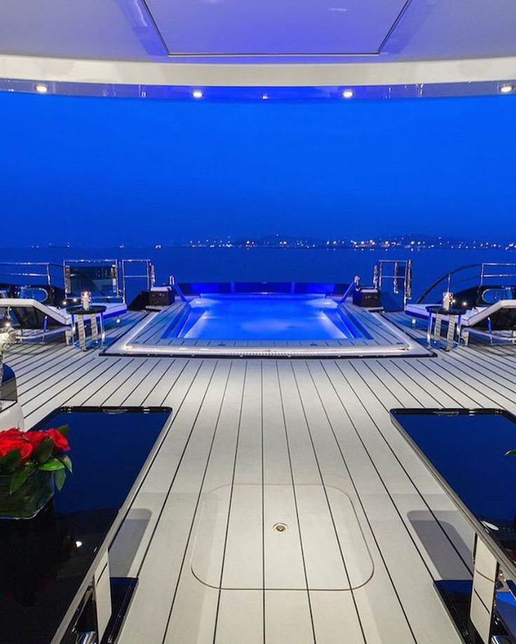 #view from Lux Okto Yacht #styleestate