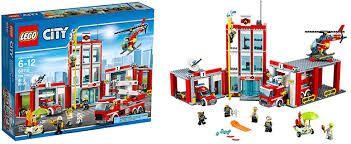 Sorteo Express Fin de semana  Lego City Estación de bomberos
