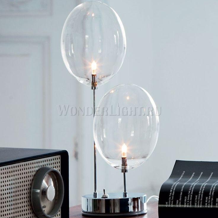 Настольная лампа De Majo PRO-SECCO T2 - цена, отзывы в каталоге лампы настольные современные