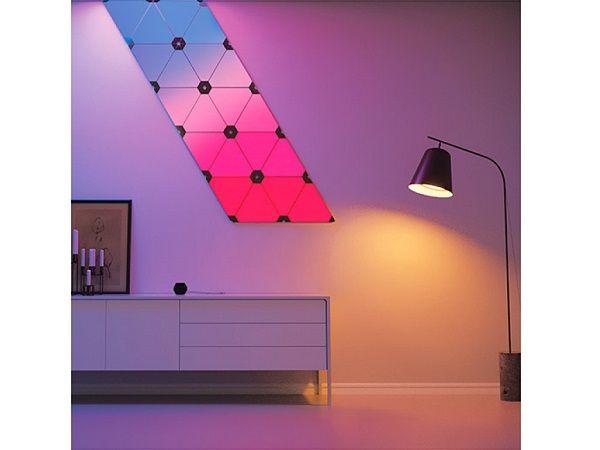 LEDライトパネル「オーロラライト」 MoMAデザインストアで販売の画像