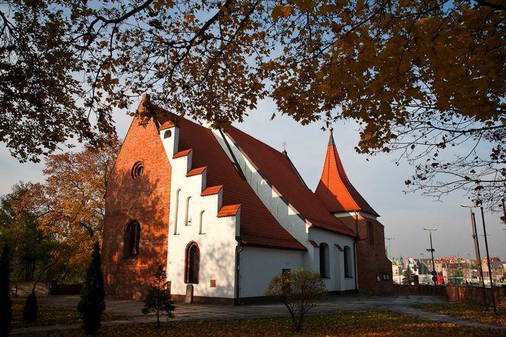 kościół św. Jana Jerozolimskiego nad jeziorem, Poznań