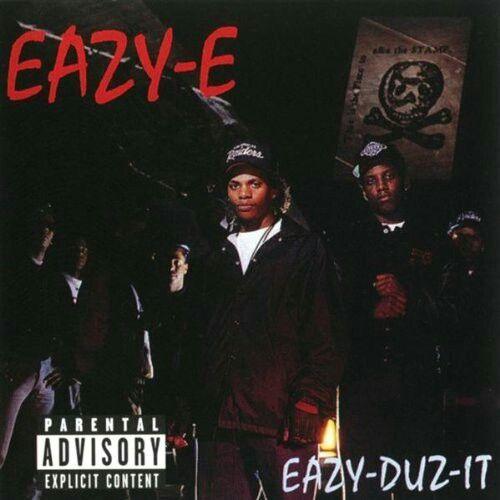 """Eazy-e  """"eazy-duz-it"""""""
