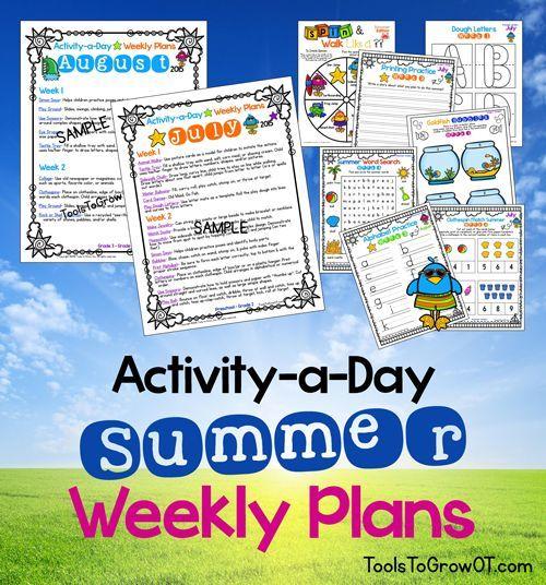 Best 25+ Summer calendar ideas on Pinterest Preschool seasons - activity calendar