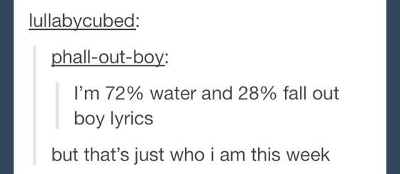 fall out boy funny tumblr - Google Search