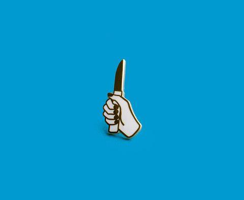 Knife - Gold